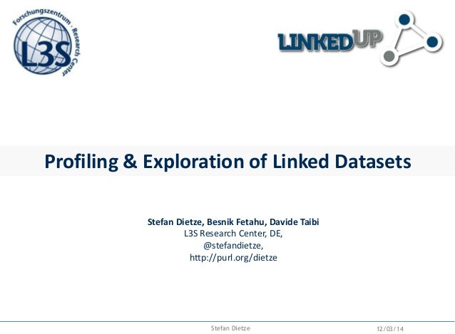Demo: Profiling & Exploration of Linked Open Data