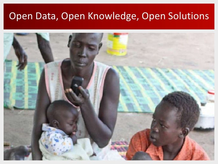 Open Data, Open Knowledge, Open Solutions<br />