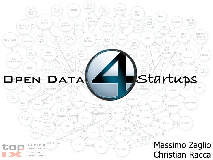 Open data 4 startups (2°edition)