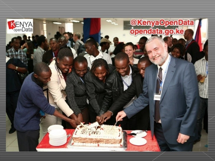 Kenya Open Data - #okfest Lightening Talk