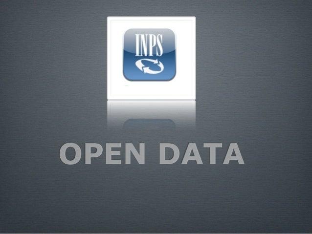 Formez Opendata Inps - webinar 29 marzo 2012