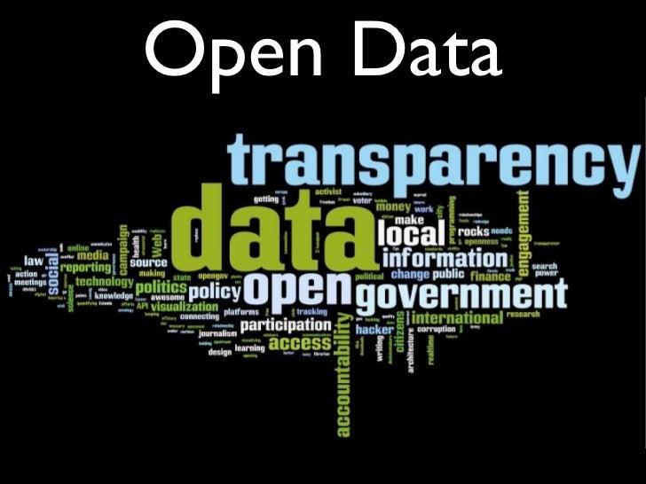 Open data osbc