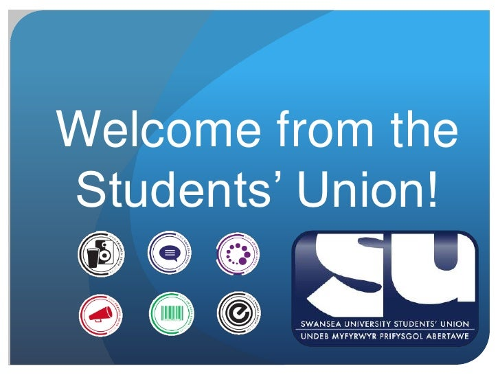 Welcome from theStudents' Union!