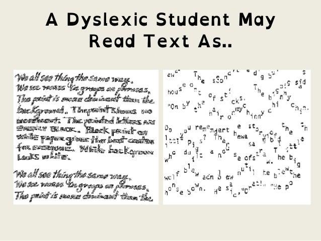 Situs Ini Tunjukkan Bagaimana Penderita Disleksia Melihat Tulisan