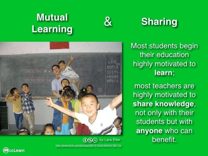 Mutual                                         &                  Sharing Learning                                        ...