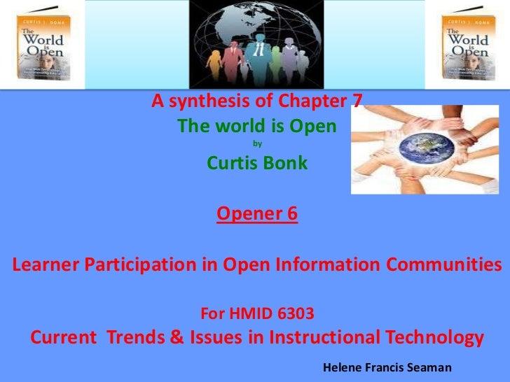 Opener 6 bonk-the world is open
