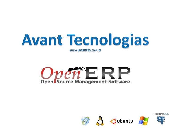 Avant Tecnologias<br />www.avantts.com.br<br />