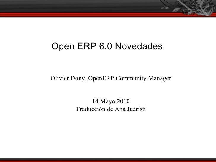 OpenERP:Presentacion_olivier_jornadas_bilbao2010