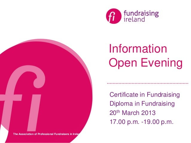 Information                                                         Open Evening                                          ...
