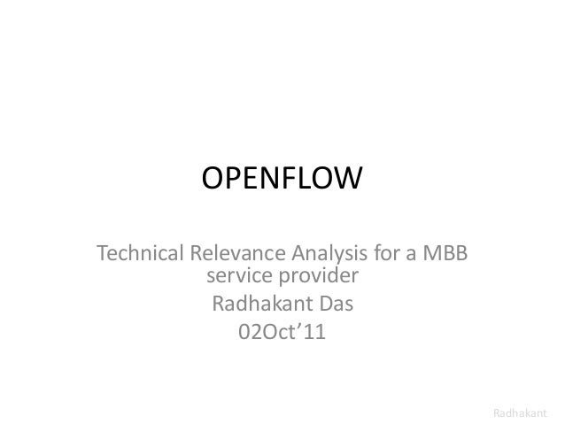 Openflow for Mobile Broadband service providers_Nov'11