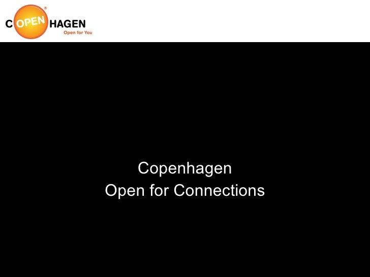Pecha Kucha presentations Meet in cOPENhagen Workshop  November 4th 2009