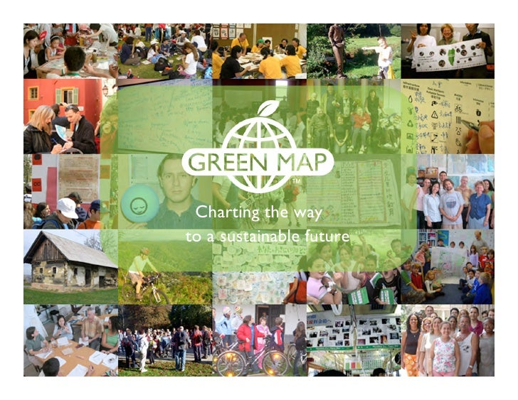 Open Green Map Introduction