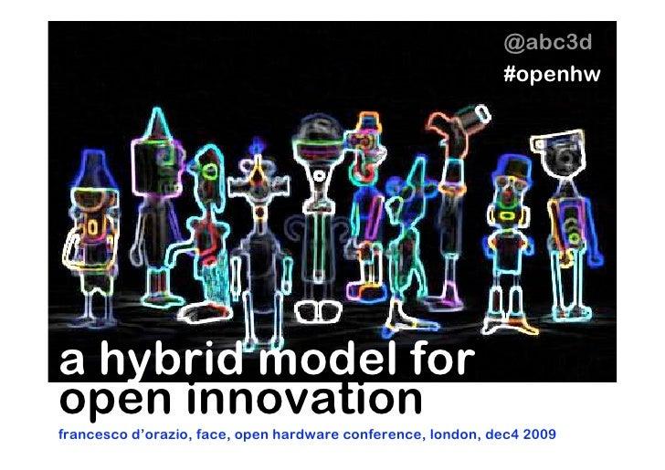 A Hybrid Model for Open Innovation
