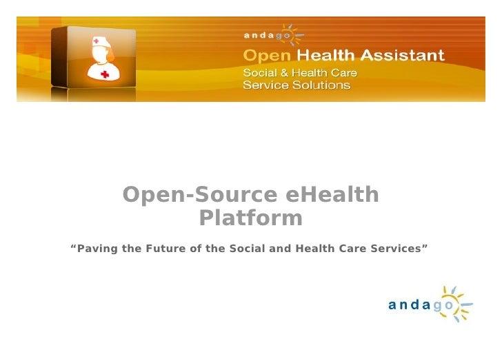 Open Source eHealth Platform