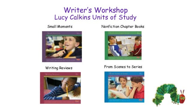 Lucy calkins essay writing