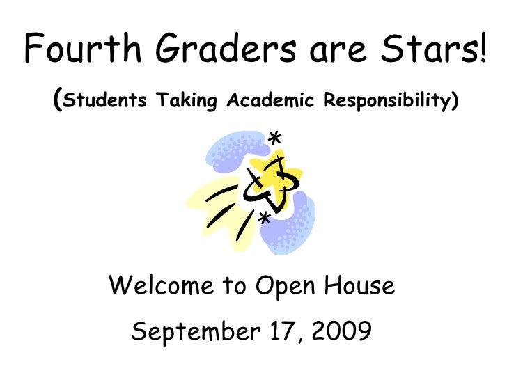 Open House 09