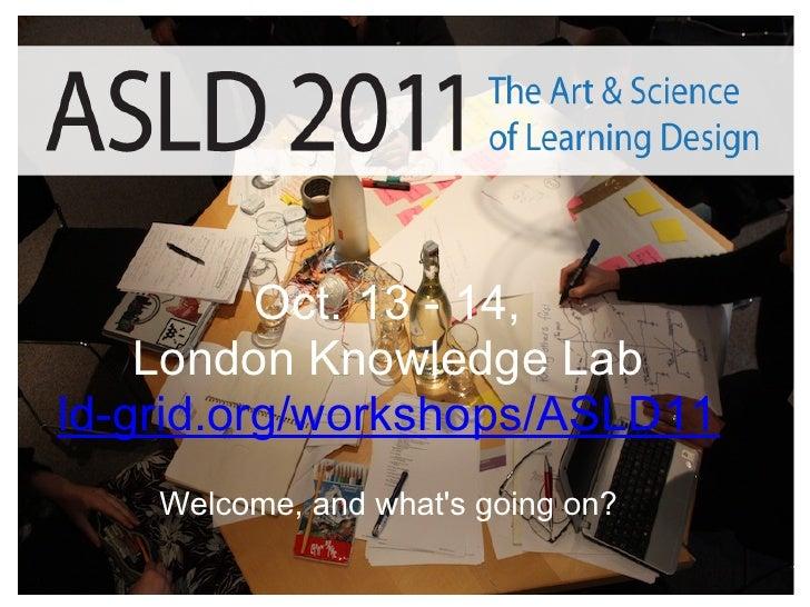 ASLD 2011 Opening
