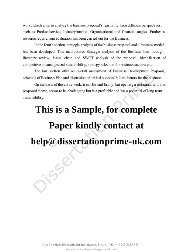 Dissertation Proposal pdf