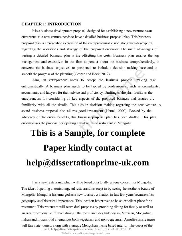 Ph D Dissertation Proposal - University of Missouri-St Louis