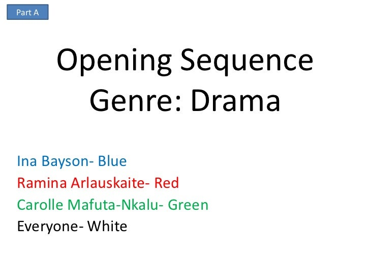 Opening sequence draft 3 final!