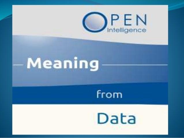 Open Intelligence - Free Directories