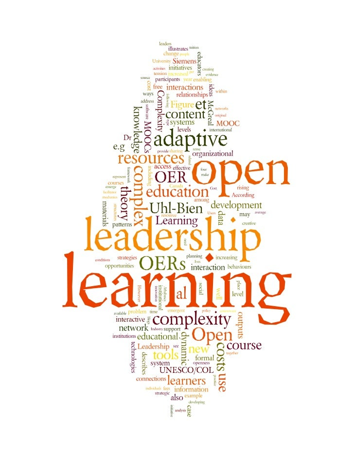 Open Learning and Costs of Education
