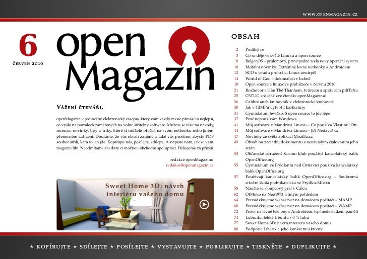 openMagazin 6/2010