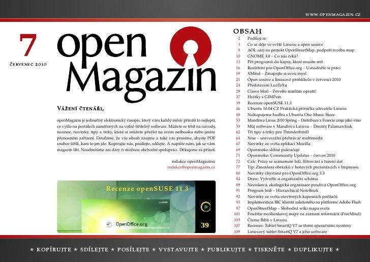 openMagazin 7/2010