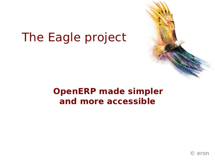 Open net   the eagle project
