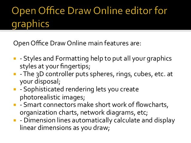 online editor pdf with openoffice