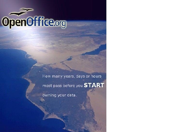 OpenOffice.org around the Globe