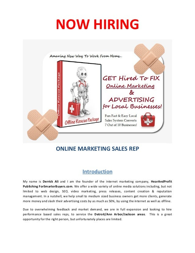 Local Offline Sales Position