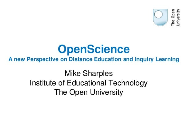 OpenScience and Citizen Inquiry