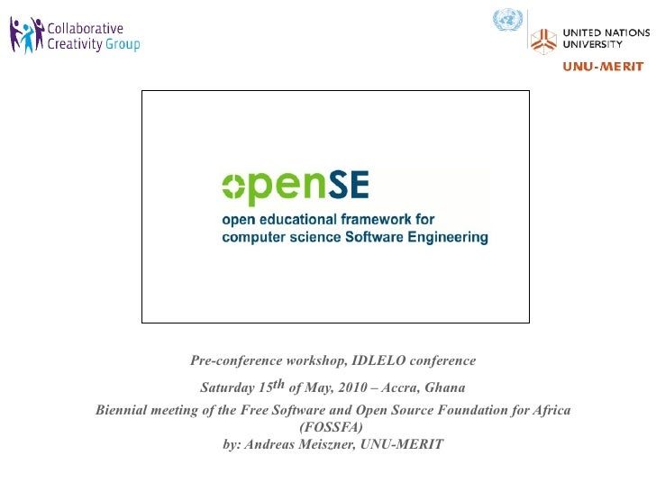 OpenSE Introduction
