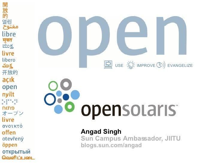 Open Solaris 2008.05