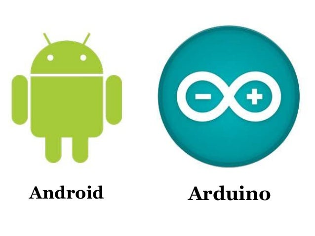 Android control arduino