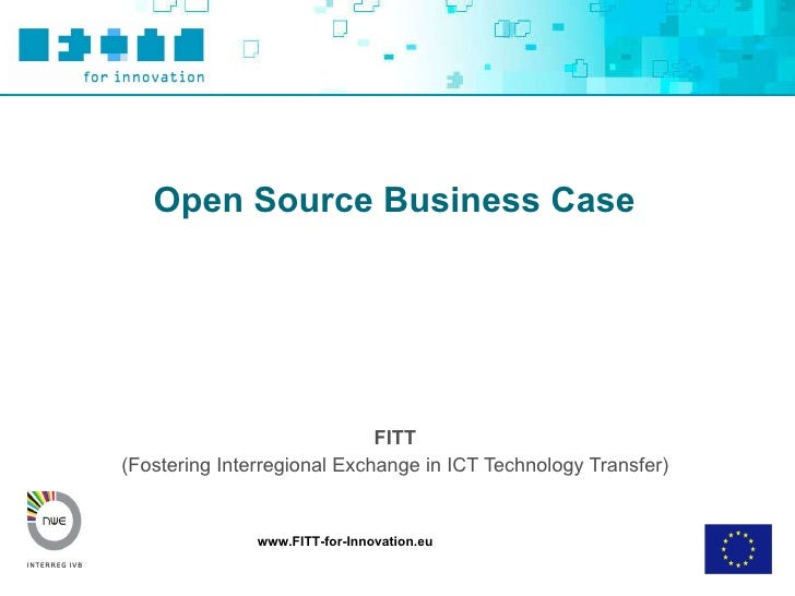 Open Source Business Case