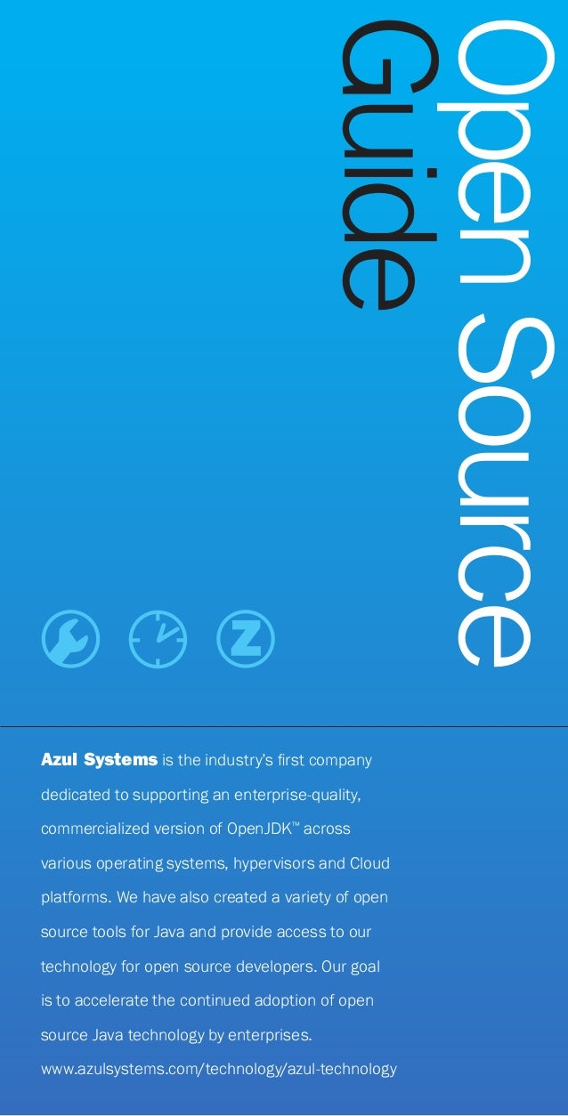 Azul Systems is the industry's first company dedicated to supporting an enterprise-quality, commercialized version of Open...