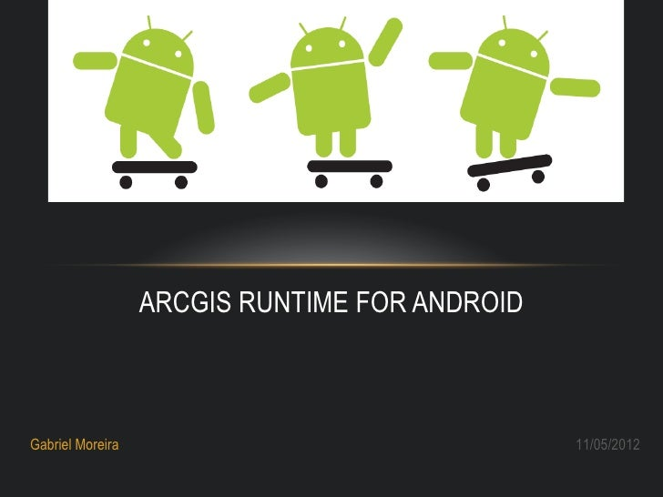 ArcGIS Runtime For Android