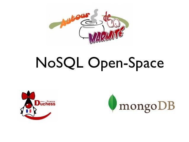 NoSQL Open-Space