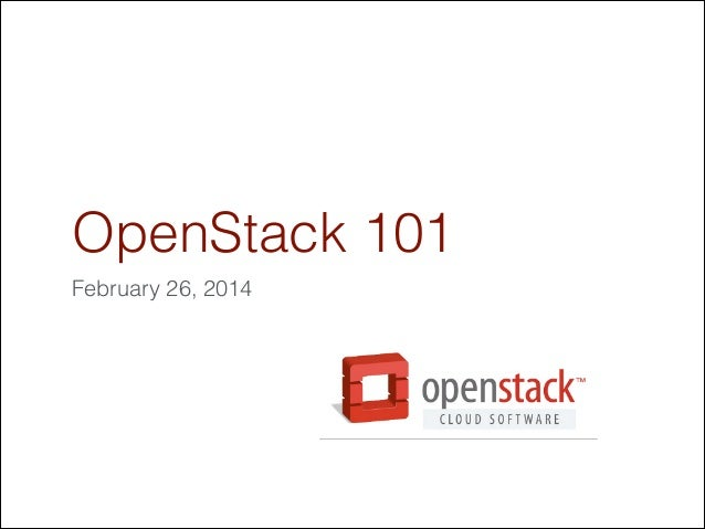 Open stack and cloud computing