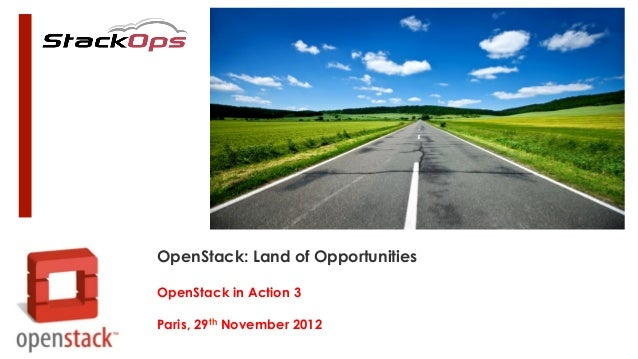 Open stack in action stackops-openstackineurope