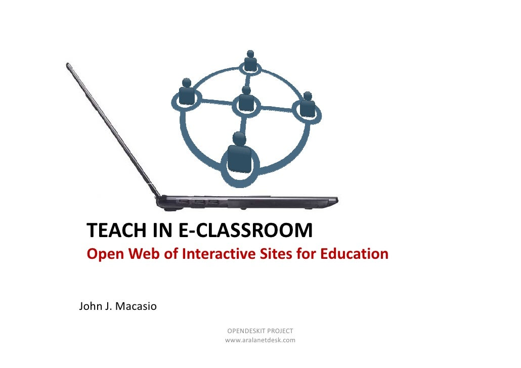 OPEN WEB OF INTERACTIVE SITES FOR EDUCATION