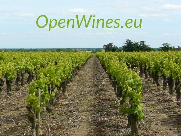 OpenWines.eu