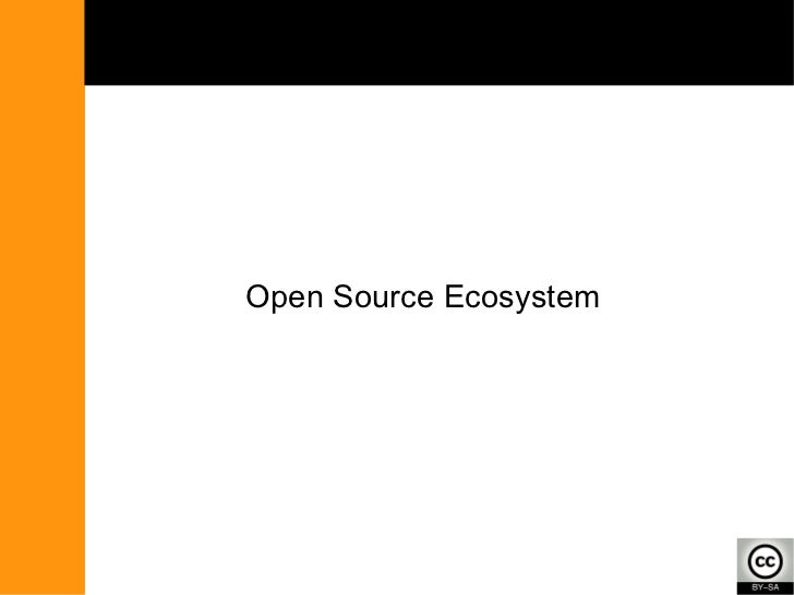 Open Source Business Ecosystem - PhD work