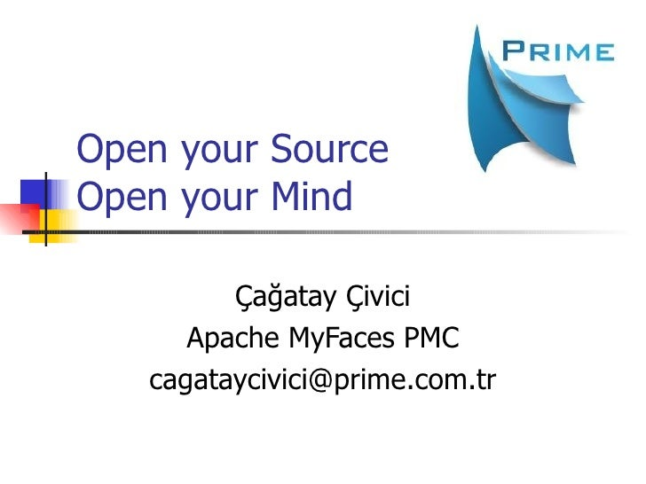 Open Your Source