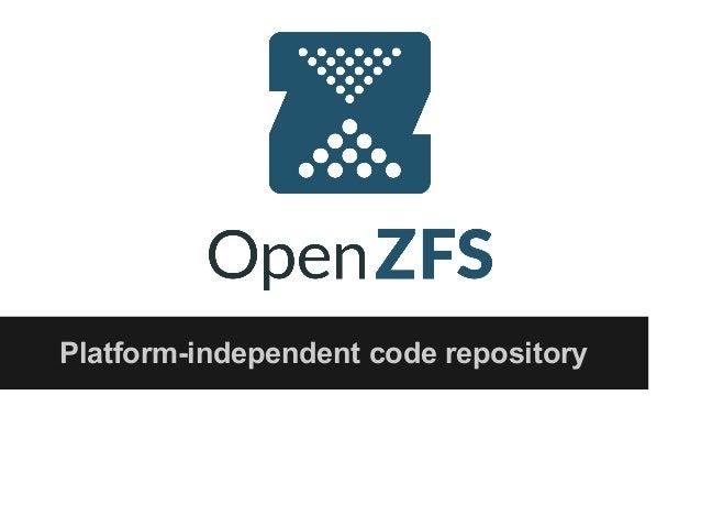 OpenZFS code repository