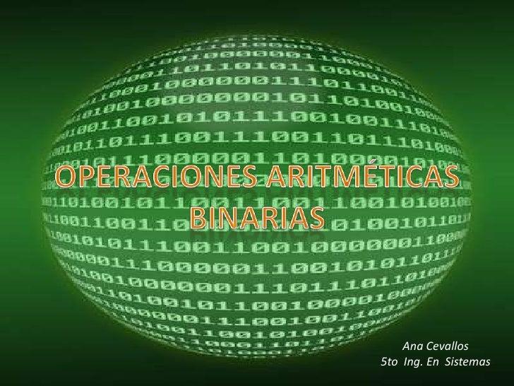 Ana Cevallos 5to Ing. En Sistemas