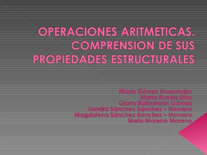 Operaciones aritmeticas exposicion_final[1]