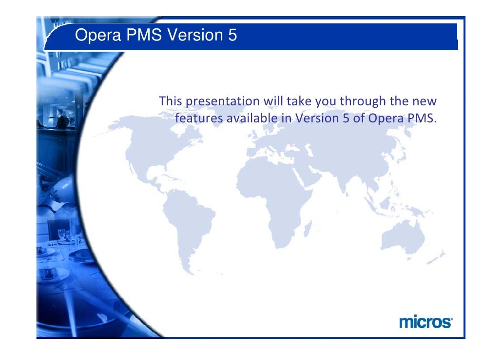 opera pms user guide version 5 pdf
